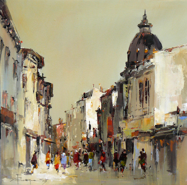 Pictura-Corneliu-Dragan-Targoviste-1