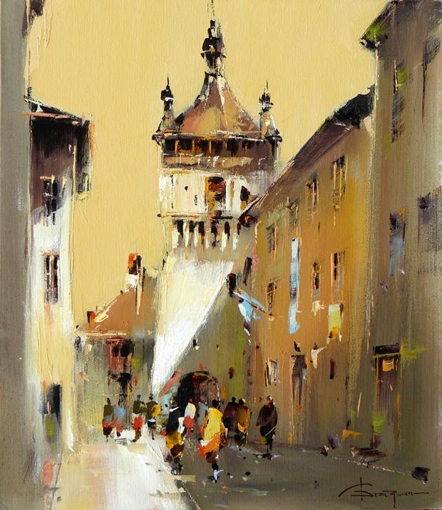 Pictura-Corneliu-Dragan-Targoviste-3