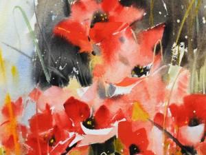 Watercolour-Acuarela-Corneliu-Dragan-Targoviste-floral-0