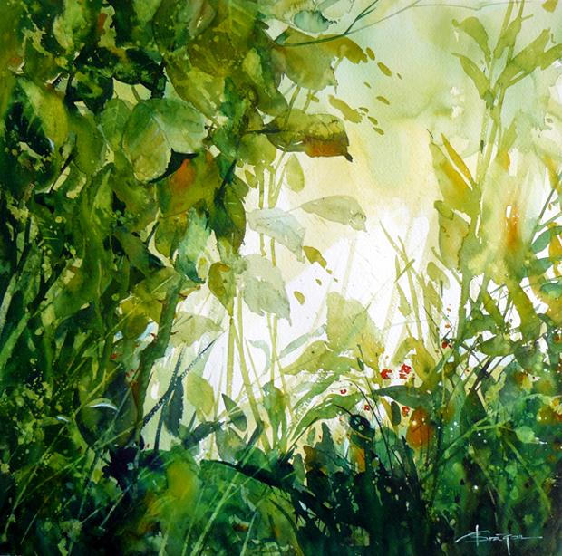 Watercolour-Acuarela-Corneliu-Dragan-Targoviste-floral-19