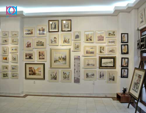 5 Corneliu Dragan-Targoviste Galeria de Arta Calea Victoriei 33 3