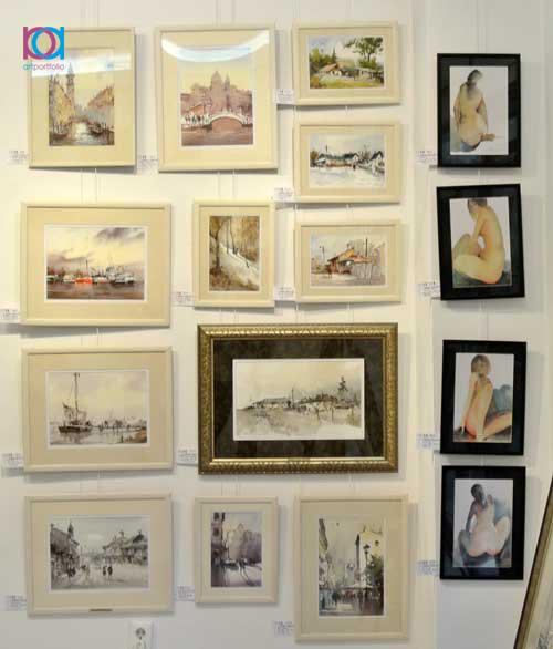 5 Corneliu Dragan-Targoviste Galeria de Arta Calea Victoriei 33 6
