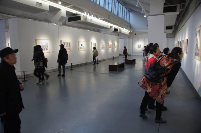 Jinling Art Museum – National Traveling Exhibition Shenzhen Biennial 2015-2016 e