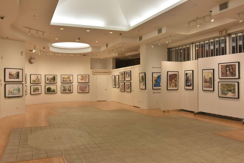 International Watercolour Biennale – Canada,  18    Vancouver, 5 – 25 iuly 2016  Corneliu Drăgan-Târgoviște