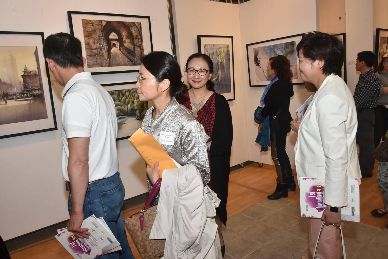 International Watercolour Biennale – Canada,  19    Vancouver, 5 – 25 iuly 2016  Corneliu Drăgan-Târgoviște