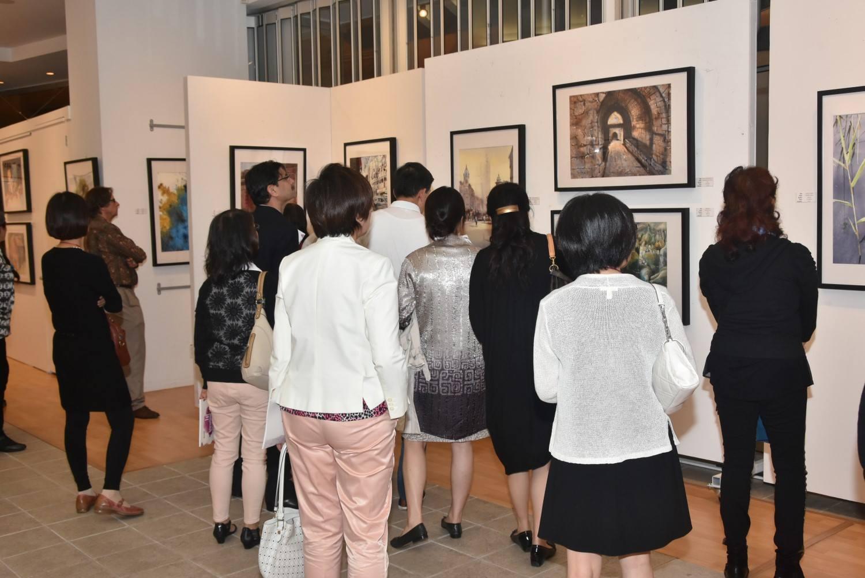 International Watercolour Biennale – Canada,  20    Vancouver, 5 – 25 iuly 2016  Corneliu Drăgan-Târgoviște