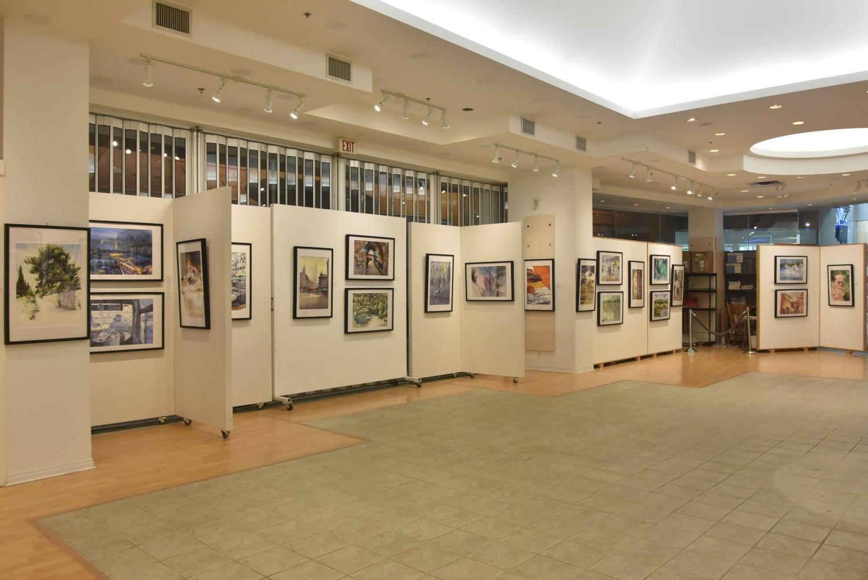 International Watercolour Biennale – Canada,  3    Vancouver, 6 – 25 iuly 2016  Corneliu Drăgan-Târgoviște