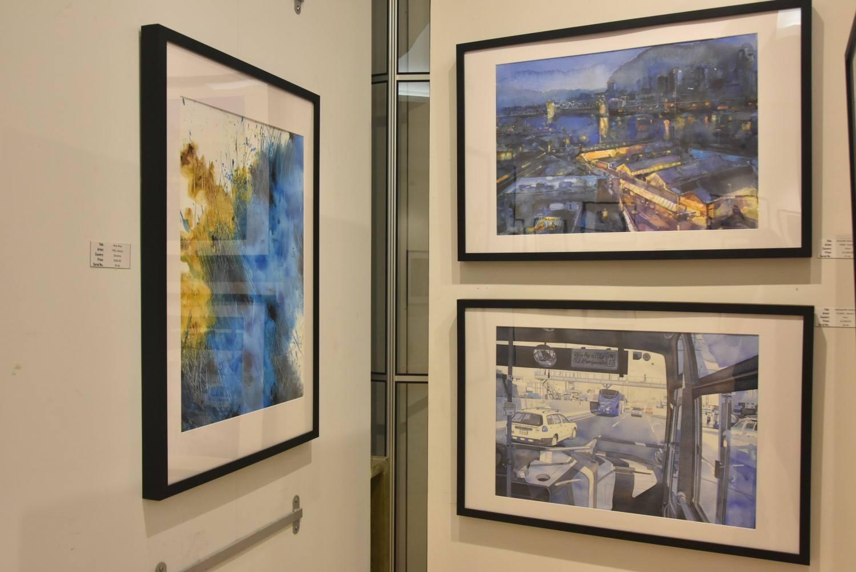 International Watercolour Biennale – Canada,  5    Vancouver, 5 – 25 iuly 2016  Corneliu Drăgan-Târgoviște