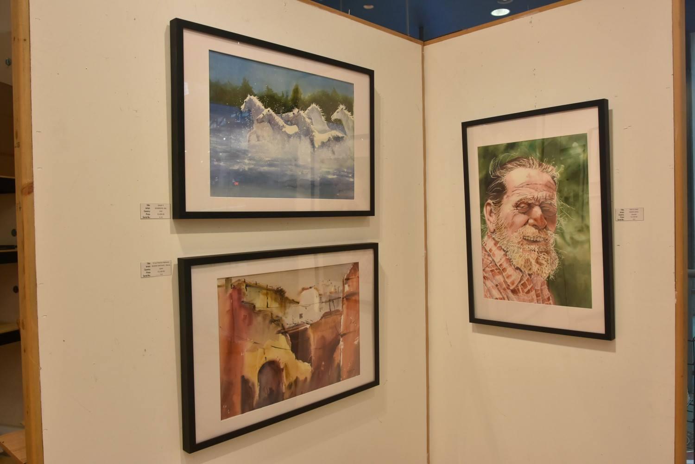 International Watercolour Biennale – Canada,  6    Vancouver, 5 – 25 iuly 2016  Corneliu Drăgan-Târgoviște