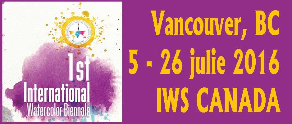 International Watercolour Society CANADA