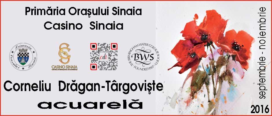 CORNELIU DRAGAN TARGOVISTE CASINO  SINAIA 2016